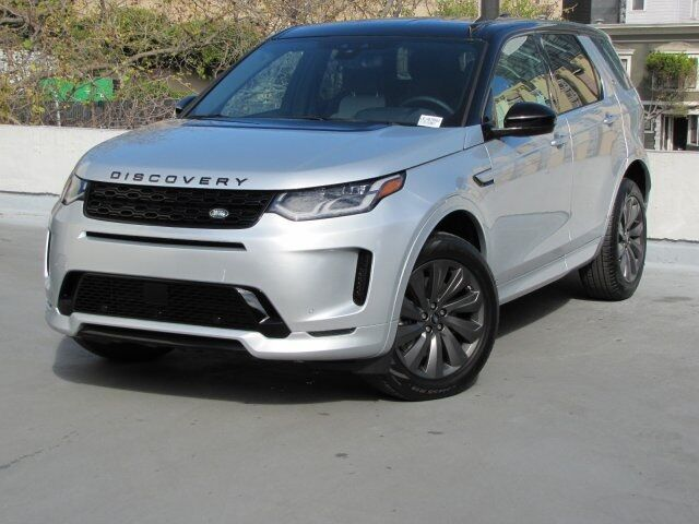 2020 Land Rover Discovery Sport HSE California