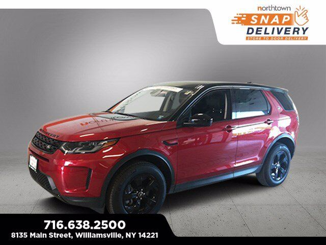 2020 Land Rover Discovery Sport S Williamsville NY