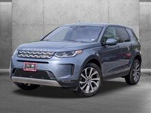 2020_Land Rover_Discovery Sport_S_ Cockeysville MD