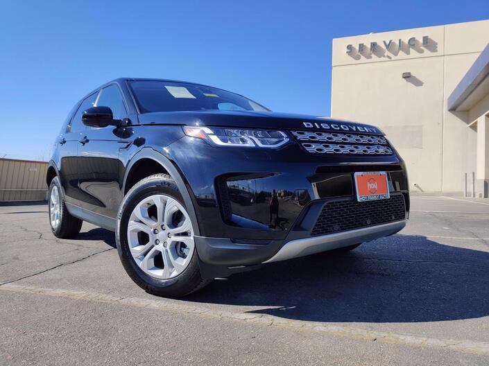 2020 Land Rover Discovery Sport S El Paso TX