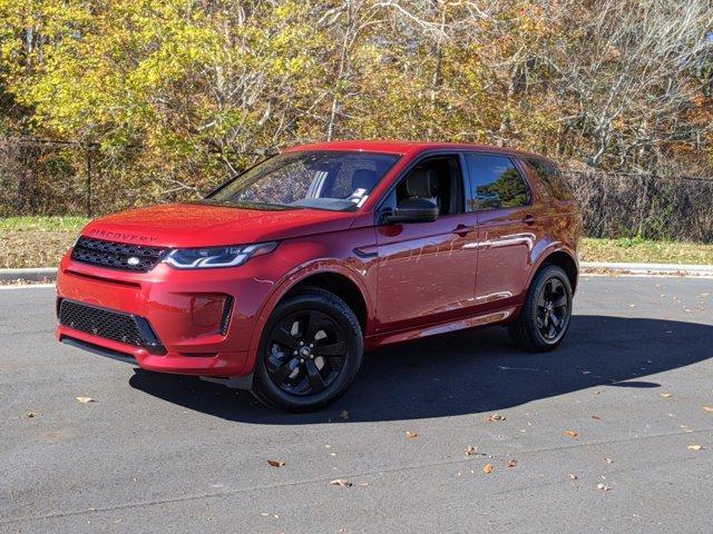 2020 Land Rover Discovery Sport S R-Dynamic 4WD