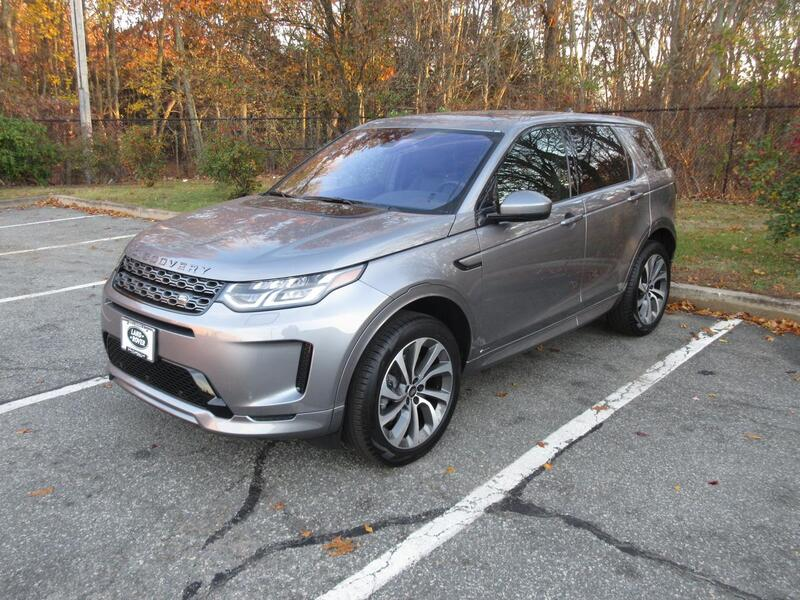 2020_Land Rover_Discovery Sport_S R-Dynamic_ Warwick RI