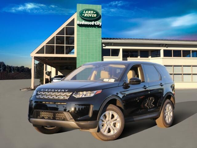 2020 Land Rover Discovery Sport S Redwood City CA