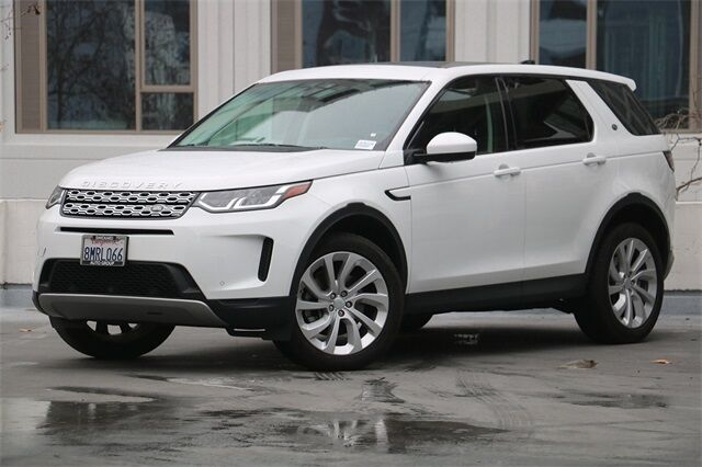 2020 Land Rover Discovery Sport S San Francisco CA