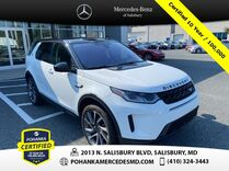 2020 Land Rover Discovery Sport SE ** Pohanka Certified 10 year / 100,000 **
