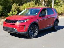 2020_Land Rover_Discovery Sport_SE 4WD_ Raleigh NC