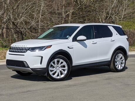 2020 Land Rover Discovery Sport SE Cary NC