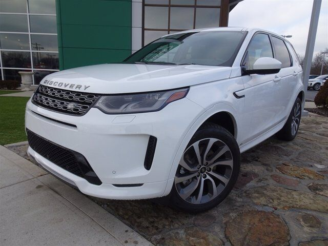 Courtesy Vehicle 2020 Land Rover Discovery Sport SE R-Dynamic