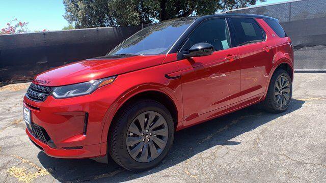 2020 Land Rover Discovery Sport SE R-Dynamic Pasadena CA