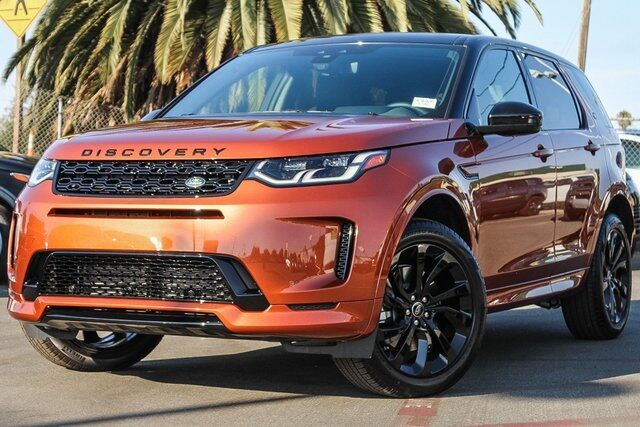 2020 Land Rover Discovery Sport SE R-Dynamic Redwood City CA