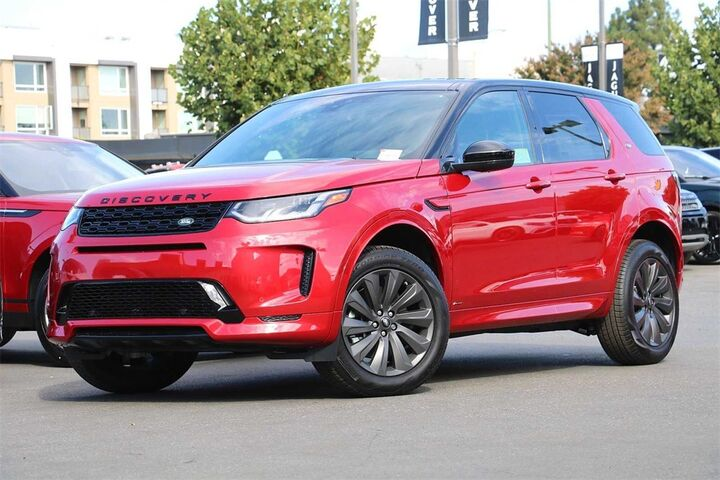 2020 Land Rover Discovery Sport SE R-Dynamic San Jose CA