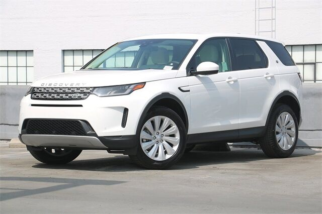 2020 Land Rover Discovery Sport SE San Francisco CA