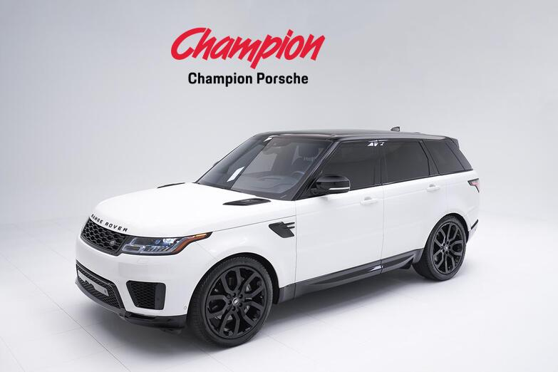 2020 Land Rover RR Sport HSE Pompano Beach FL