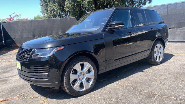 2020 Land Rover Range Rover 4DR 4WD V6 SC SWB Pasadena CA