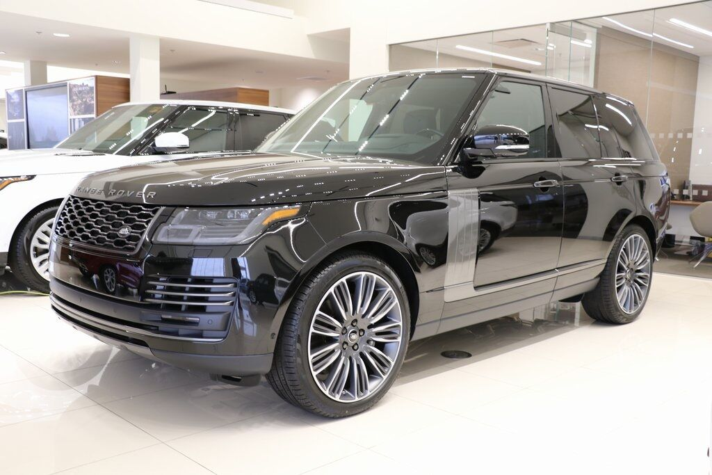 2020 Land Rover Range Rover 5.0L V8 Supercharged Autobiography Merriam KS
