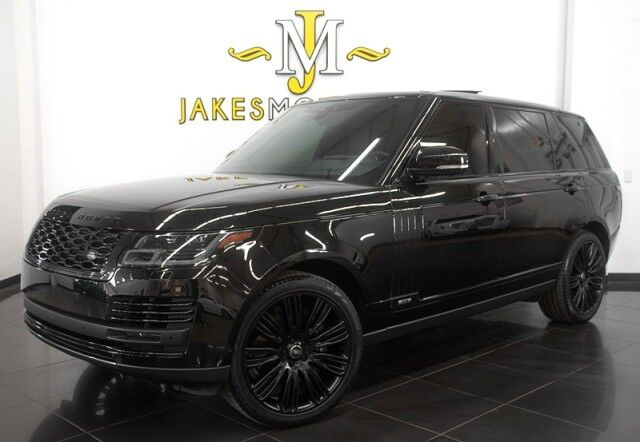 2020 Land Rover Range Rover Autobiography LWB~ Long Wheel Base ($162,378 MSRP) San Diego CA