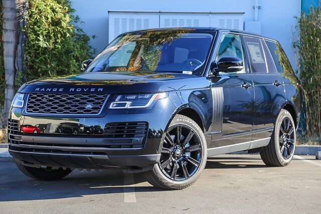 2020 Land Rover Range Rover Base