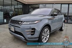 2020_Land Rover_Range Rover Evoque_/ First Edition / AWD / Heated Leather Seats / Panoramic Sunroof / Meridian Speakers / Navigation / Bluetooth / Keyless Entry & Start / Adaptive Cruise & Blind Spot Alert / Lane Keep Assist / HUD / 1- Owner_ Anchorage AK