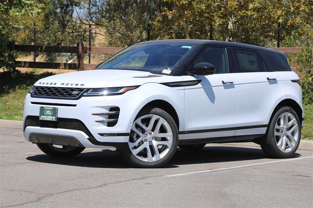 2020 Land Rover Range Rover Evoque First Edition Livermore CA