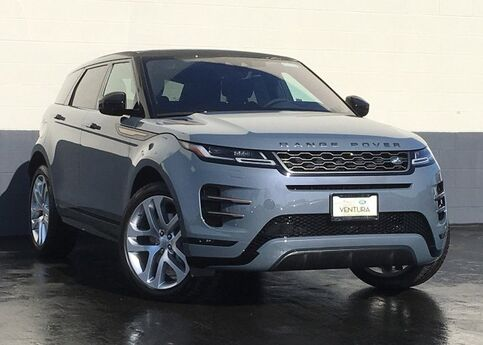 2020 Land Rover Range Rover Evoque First Edition Ventura CA