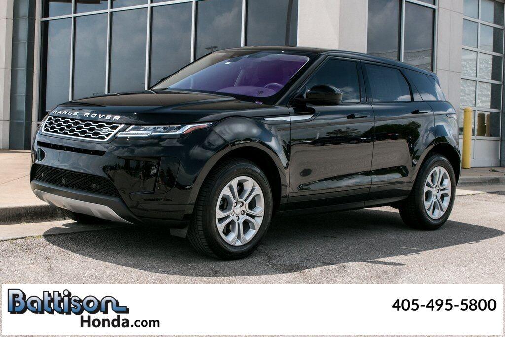 2020_Land Rover_Range Rover Evoque_S_ Oklahoma City OK