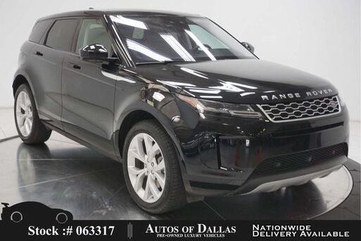 2020_Land Rover_Range Rover Evoque_SE NAV,CAM,PANO,HTD STS,PARK ASST,20IN WHLS_ Plano TX