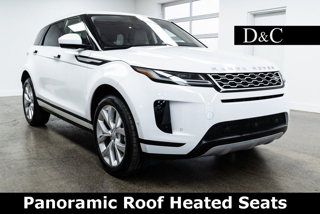 2020 Land Rover Range Rover Evoque SE Panoramic Roof Heated Seats Portland OR