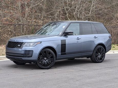 2020 Land Rover Range Rover HSE Cary NC