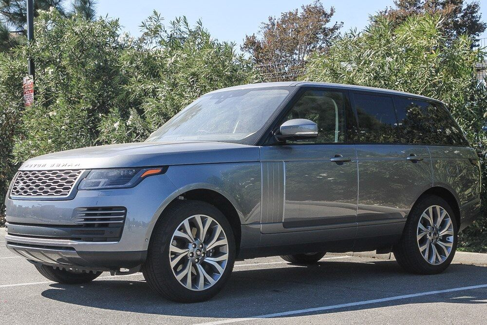 2020 Land Rover Range Rover HSE Livermore CA