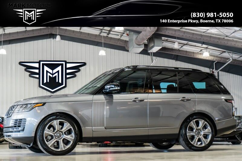 2020_Land Rover_Range Rover_P525 HSE_ Boerne TX