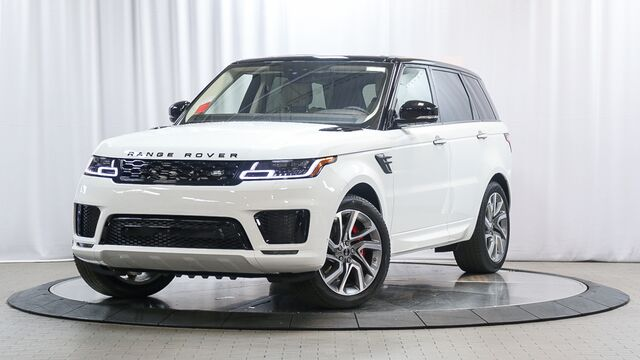2020 Land Rover Range Rover Sport 5.0L V8 Supercharged Autobiography Rocklin CA