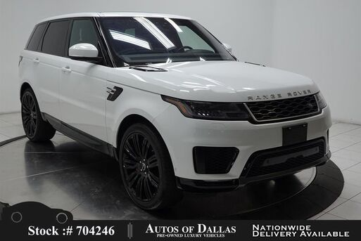 2020_Land Rover_Range Rover Sport_HSE NAV,CAM,PANO,HTD STS,BLIND SPOT,20IN WHLS_ Plano TX
