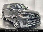 2020 Land Rover Range Rover Sport HSE NAV,CAM,PANO,HTD STS,BLIND SPOT,20IN WLS