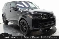 Land Rover Range Rover Sport HSE NAV,CAM,PANO,HTD STS,BLIND SPOT,22IN WHLS 2020