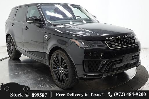 2020_Land Rover_Range Rover Sport_HSE NAV,CAM,PANO,HTD STS,BLIND SPOT,22IN WLS_ Plano TX