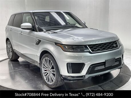 2020_Land Rover_Range Rover Sport_HSE NAV,CAM,PANO,HTD STS,BLIND SPOT,LED LIGHTS_ Plano TX
