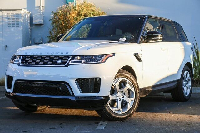 2020 Land Rover Range Rover Sport HSE Redwood City CA