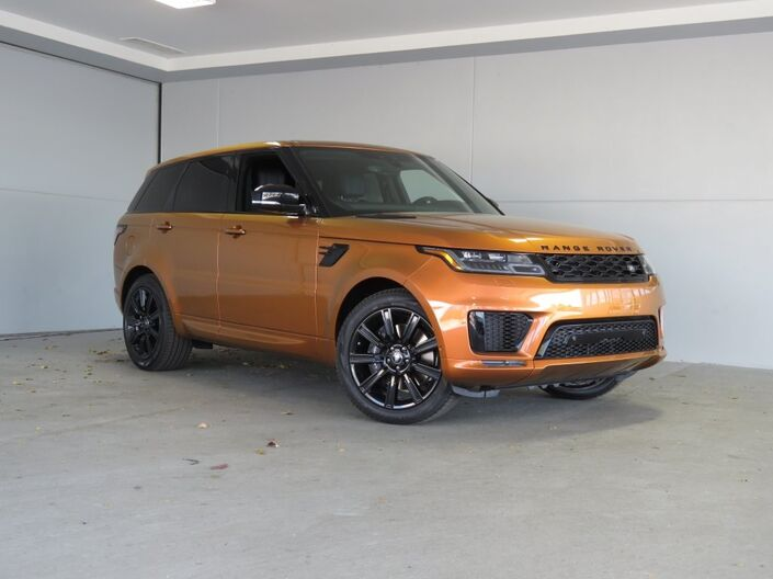 2020 Land Rover Range Rover Sport HST Merriam KS