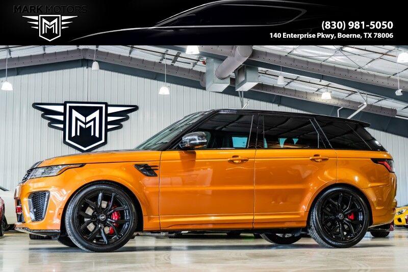2020_Land Rover_Range Rover Sport_SVR - MADAGASCAR ORANGE ULTRA METALLIC_ Boerne TX