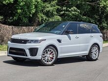 2020_Land Rover_Range Rover Sport_SVR_ Cary NC