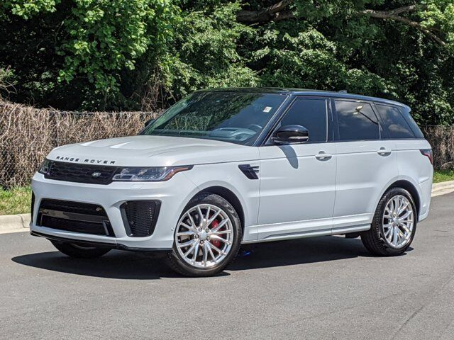 2020 Land Rover Range Rover Sport SVR Cary NC
