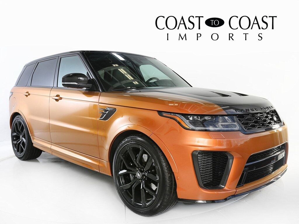 2020 Land Rover Range Rover Sport SVR Indianapolis IN
