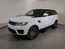 2020_Land Rover_Range Rover Sport_Td6 Diesel HSE_ Cary NC