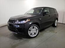 2020_Land Rover_Range Rover Sport_Turbo i6 MHEV HSE_ Cary NC