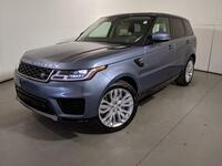 Land Rover Range Rover Sport Turbo i6 MHEV HSE 2020