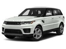 2020_Land Rover_Range Rover Sport_V8 Supercharged Autobiography_ Cary NC