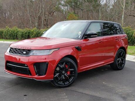 2020 Land Rover Range Rover Sport V8 Supercharged SVR Raleigh NC