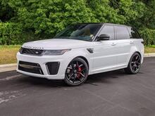 2020_Land Rover_Range Rover Sport_V8 Supercharged SVR_ Raleigh NC