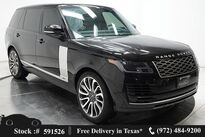 Land Rover Range Rover Supercharged LWB NAV,CAM,PANO,4-CLMT STS,HEADS UP 2020