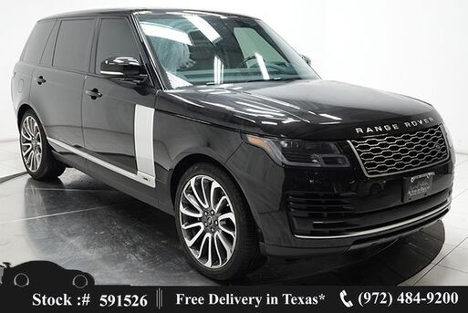 2020_Land Rover_Range Rover_Supercharged LWB NAV,CAM,PANO,4-CLMT STS,HEADS UP_ Plano TX